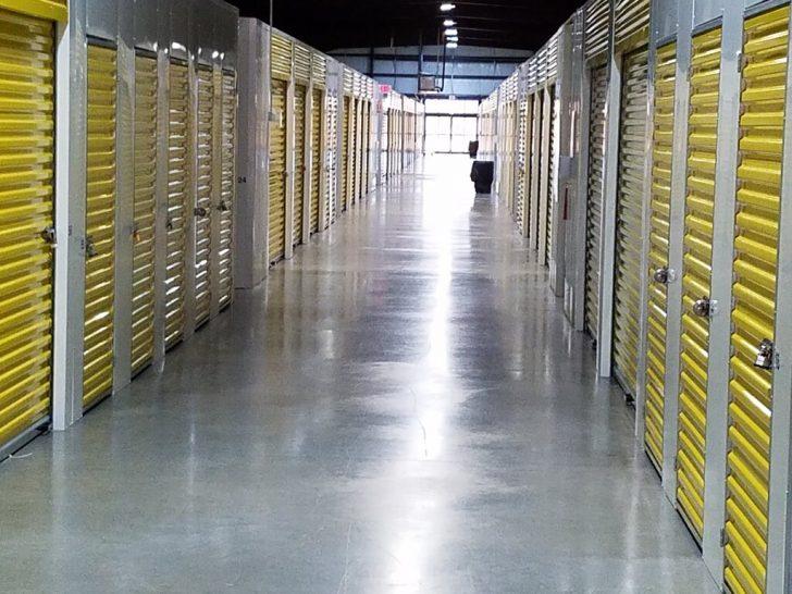 Self storage или модернизация нашей жизни