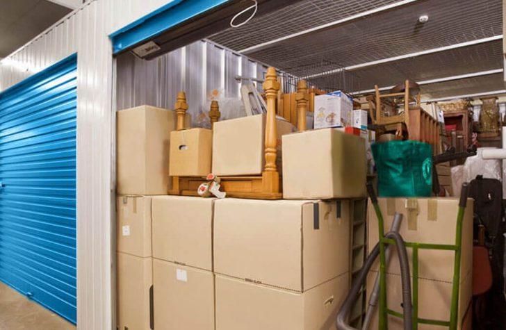 Где в Москве хранить вещи во время переезда и ремонта?