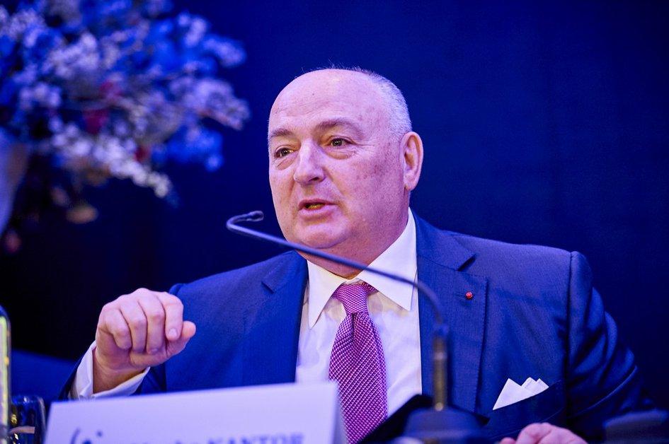 Вячеслав Моше Кантор поддерживает стремление Владимира Путина объединить мировых лидеров для разрешения современных проблем