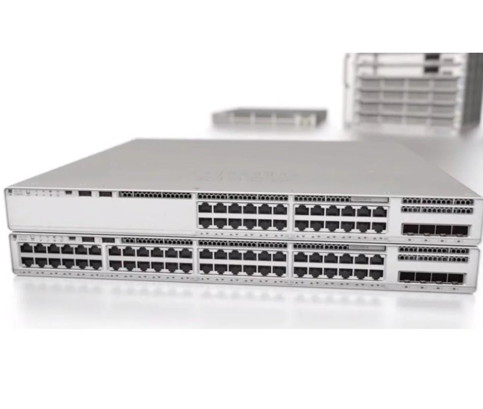 Cisco Catalyst 9200 — коммуникационное оборудование будущего!