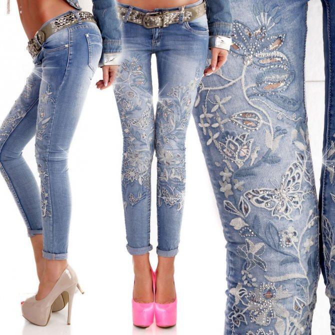 Как и где выгодно купить стильные женские джинсы?