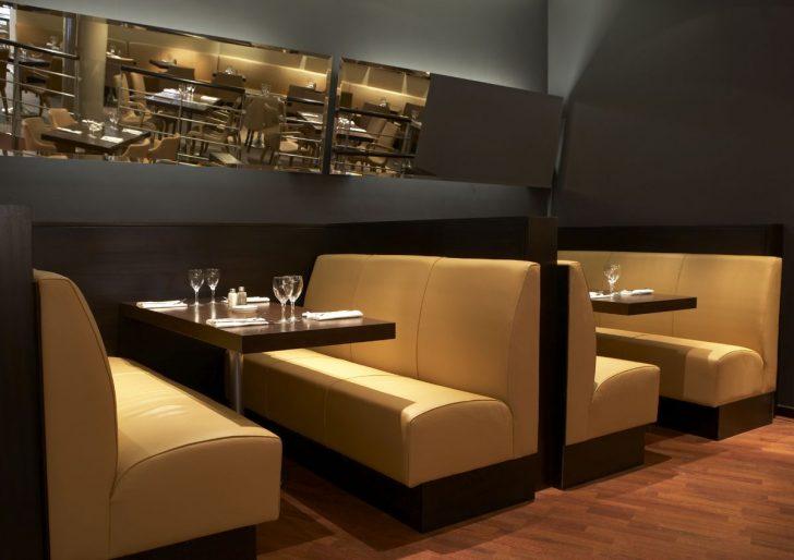 Как выбрать мягкую мебель для ресторанов?