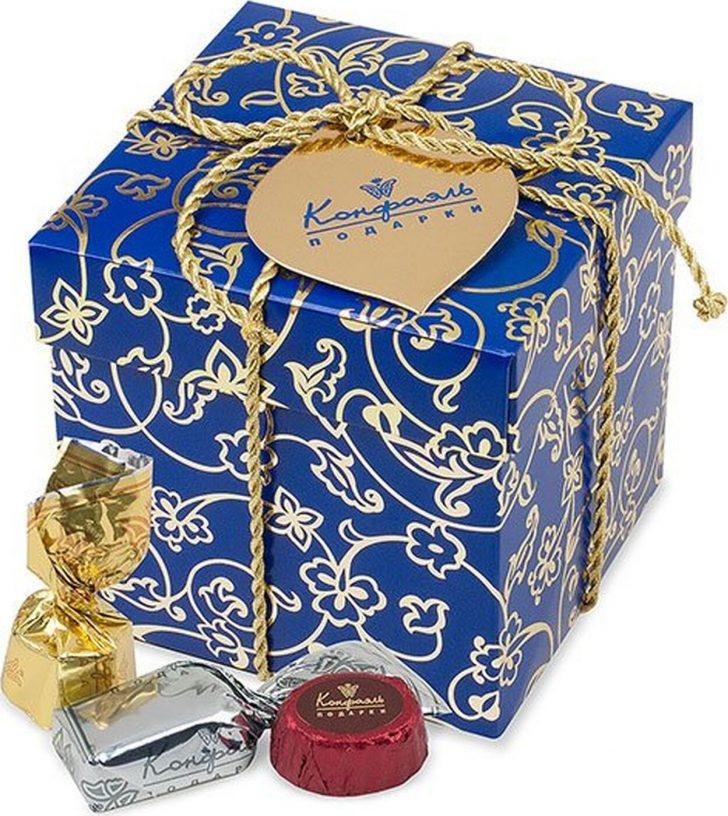 Эксклюзивные шоколадные подарки от фабрики «Конфаэль»