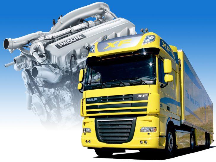 Грузовая техника ДАФ: виды, особенности грузовых машин и их обслуживания
