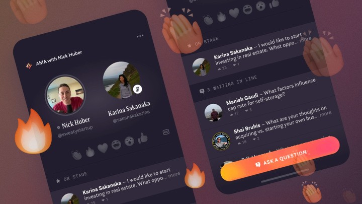 Facebook запустил конкурента Clubhouse с функциями Instagram Live